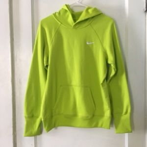 Green Nike Pullover